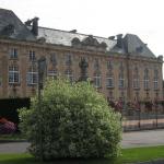 Bâtiment des thermes napoléoniens