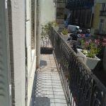 Balcon du 2e étage
